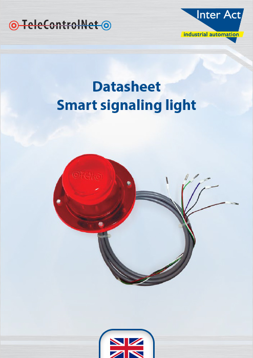 Datasheet - Smart Signaling Light
